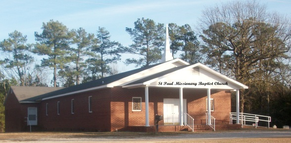 Welcome to St Paul Missionary Baptist Church